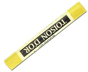 Pastel suchy TOISON D'OR 02. Chrome Yellow